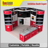 3x3m Modular exhibition system display booth