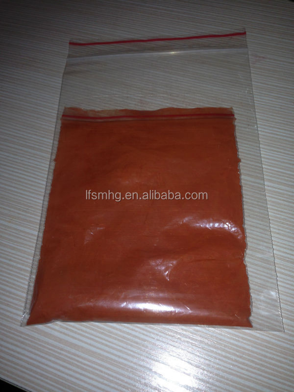 Red Chemical pigment Iron Oxide for paint ink rubber
