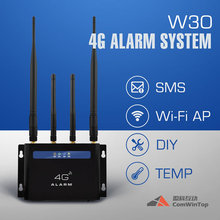 2017 hot gsm 3G 4G home alarm security system