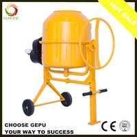 Small Used Portable Concrete Mixers With