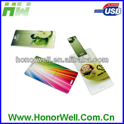 Small card usb thumb drive 4GB for hot sell free logo