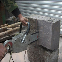 Reinforced concrete cutting tools/diamond chain saw