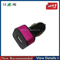 Mobile Phone Car Charger 5v 2.4a 9V 2A Universal Single Mini Usb Car Charger For Apple Iphone Android Phones