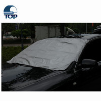 2016 New Year 100% waterproof heat welded PEVA material 13101 car cover with competitive price