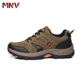 China fashion man footwear action trekking shoe