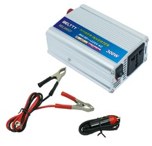 2017 top sale 300W Modified sine wave car power inverter