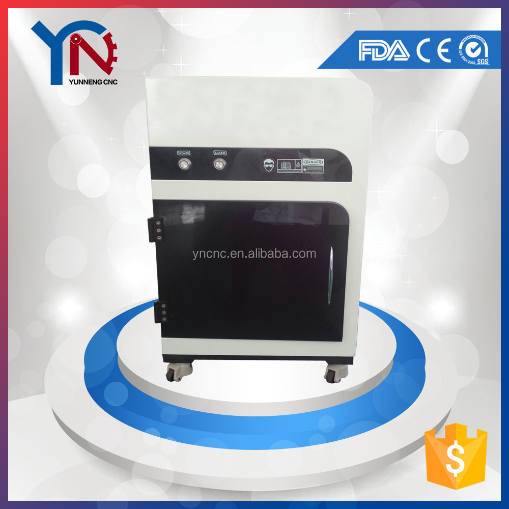 China professional factory supplier hot metal printer 3d laser photo crystal engraver mark machine best price