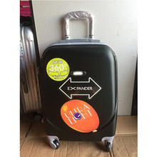Promotion Trolley ABS Luggage USB Charger Luggage