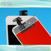 wholesale full fix for apple Iphone 4s lcd displays with touch screen