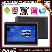 Big sale allwinner a13 cortex a8 tablet software download
