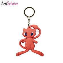 Cheap Items to Sell Customized PVC Key Chain