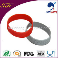2014 World cup gifts custom silicone bracelets canada