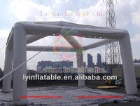 Once inflated inflatable marquee,inflatable event tent, inflatable air structure for sale