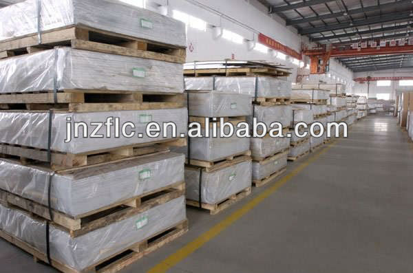 chinese supplier aluminum sheets for automotive industries