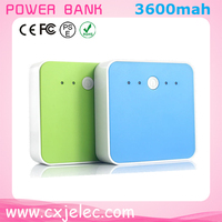 Portable power bank for blackberry q10