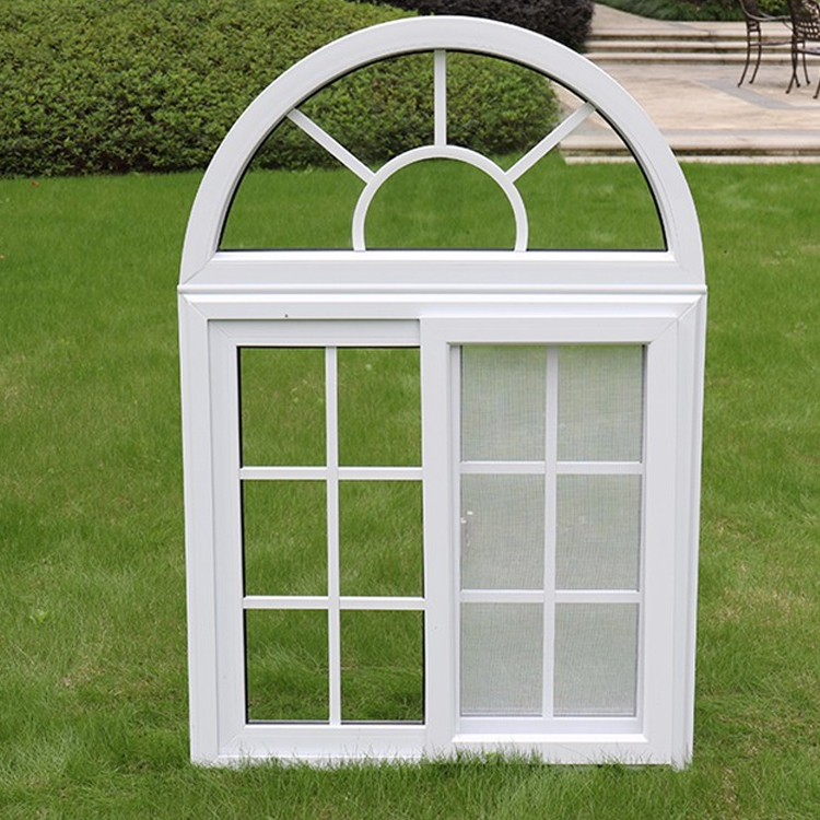 Hot Sales Low Price PVC/UPVC Residential Windows