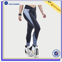 Girl sexy image sports tight pants sexy women compression fitness yoga leggings