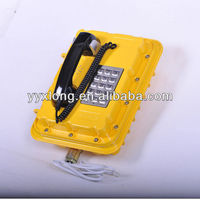 voip analog hotel telephone for industrial coal mine