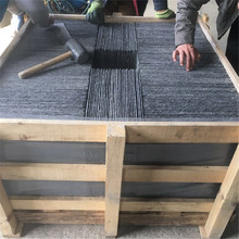 Roof material natural black roof slate tile