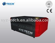 high power laser CO2 engraving cutting machine for plywood/garments/painted metals/cloth/plastic(CE)