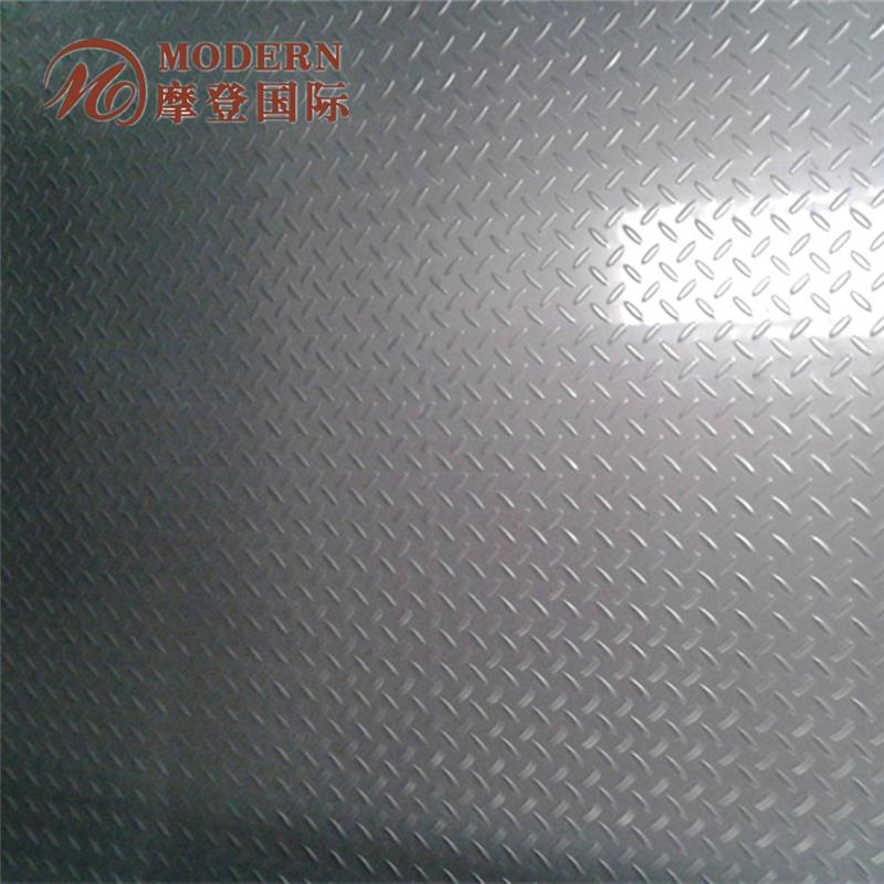 Laser finish industrial DIN stainless steel sheet for wall