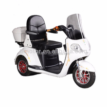 Hot selling 3 wheel scooter 3 wheel electric car three wheel motorcycle scooter