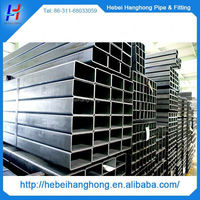 China Trade Assurance Manufacturer large diameter galvanized welded steel pipe