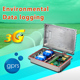 low power GPRS gsm pump controller water pump data logger for Environmental