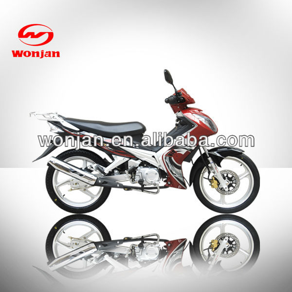 China 50cc EEC Approved Pocket Moped Cub Motorcycle Supplier (ZN50-A)