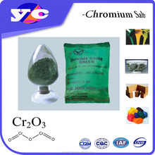 Low Price Ceramic Glaze Use Chrome Oxide Green Powder Fine Granular 99.3%