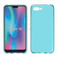 clear Transparent soft mobile phone case for Huawei honor 10 tpu back cover