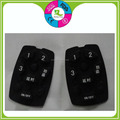 Car remote control silicone button keys