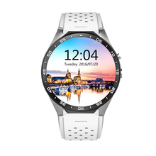 Cheapest Factory Price Wholesale Bluetooth High Quality Sim Card Smart Watch Phone KW88 GPS Tracker Cheap Smart Bracelet