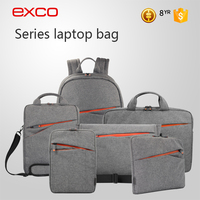 EXCO 2016 good laptop backpack bag beautiful nylon laptop backpacks