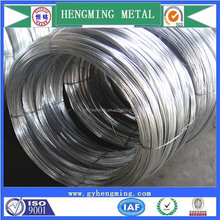 Factory price galvanized fence wire for binding wire india market
