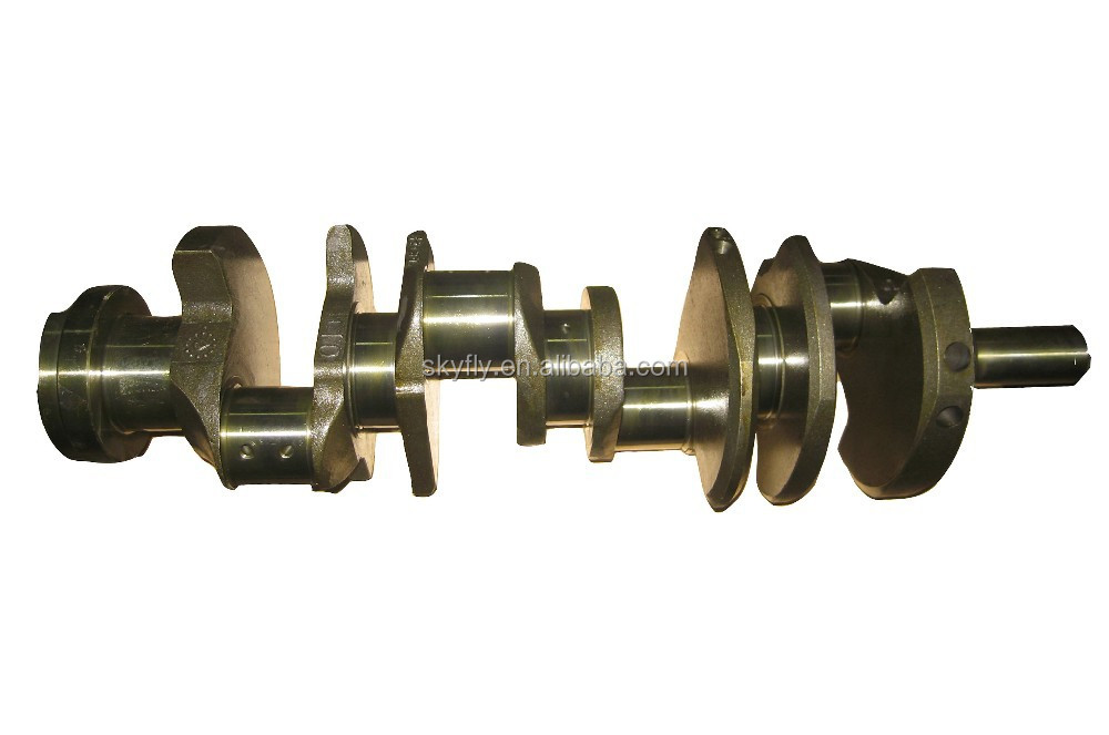 Forging steel Crankshaft for 6500 engine 23502592