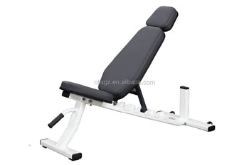 F-1034 Multi-Purpose Bench (Commercial Gym Equipment)
