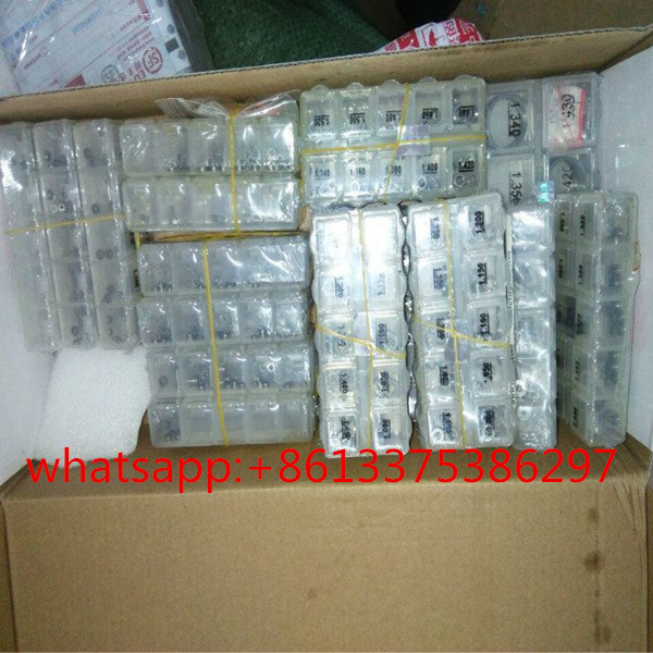 Low price 505 pcs common rail injector adjustment shims on promotion