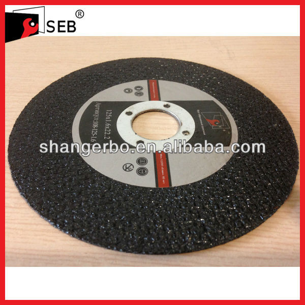 resin bond diamond cutting wheel made in China for metal