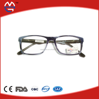2015Newest with the market Italy design Accetate Fashion Optical Frames