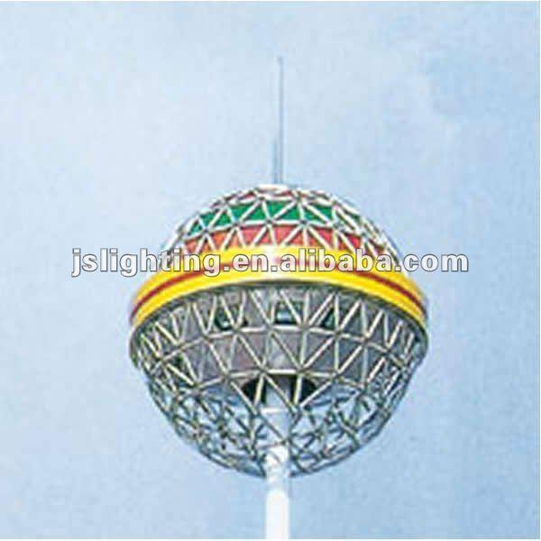 high mast,30m high mast Chinese golden suppiler