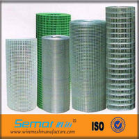 China cheap galvanized welded wire netting/mild steel mesh Manufacture