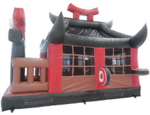 newest design karate bouncy castle, inflatable jump castle, inflatable bouncer for sale