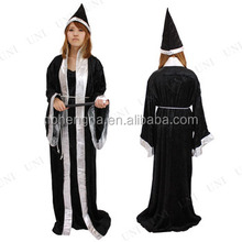 Adult Pretty primping girl dress Witch Female Halloween costume