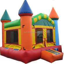 new2015 Customized commercial Inflatable Castle/ inflatable Module Bounce House
