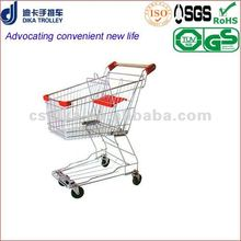 supermarket shopping hand trolly/trolley&cart