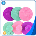 BPA free silicone makeup brush cleaning pad