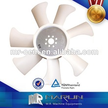 Engine Fan Blade,Excavator Engine Fan 8-94342618-0