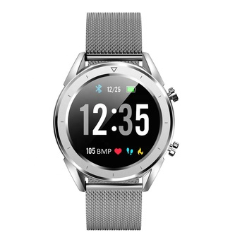IP68 Waterproof DT28 Sports Business Smart Watch with Bluetooth 4.2 for Android and IOS system