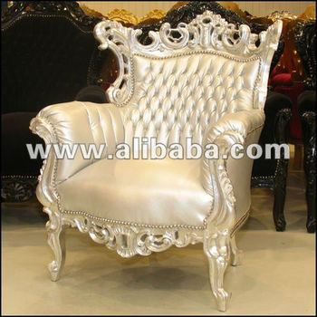 Baroque living room sofa sets antique furniture for Baroque reproduction furniture